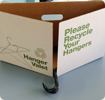 Please Recycle Your Hangers